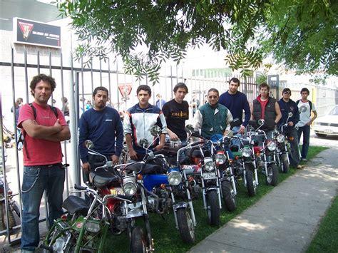 Motorrad Dax Chile by Dax Cl Las Dax Presentes En El V Encuentro De Cachureos Y