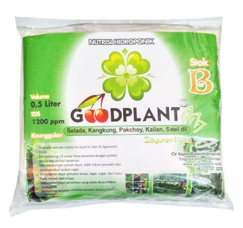 4 cara tepat melarutkan nutrisi hidroponik ab mix yang baik dan benar nutrisi hidroponik ab mix goodplant sayuran daun 0 5 l