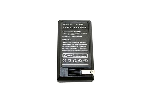 Charger Casio Exilim battery charger for casio exilim np 40 ex z1050 ex z750