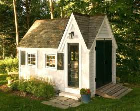 Backyard Studio With Bathroom Tiny House Storage Shed Studio Victorian Shed Other