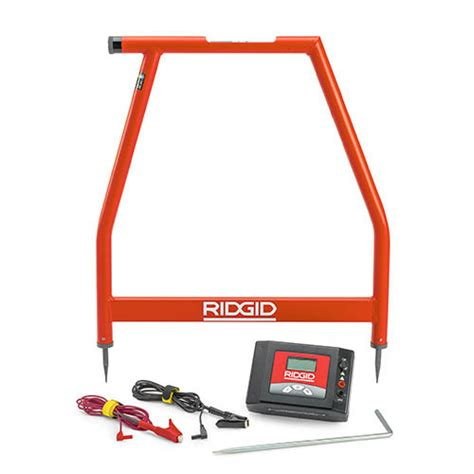 a frame cable fault locator ridgid 56613 a frame fault locator system with fr 30 a