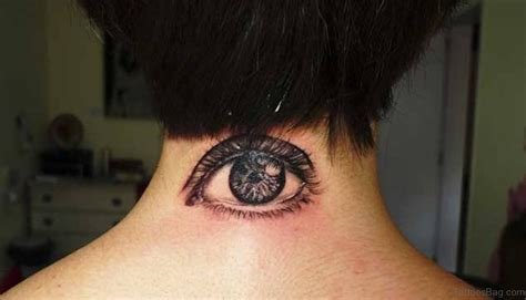black eye tattoo 76 excellent eye tattoos on neck