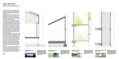 architectural specification sections quot details architecture seen in section quot opening at