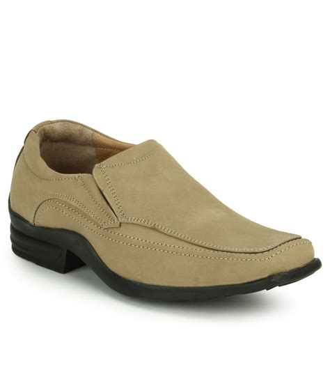 chief rc1270 yellow formal shoes