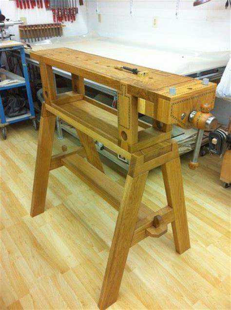 saw horse work bench traveling work bench sawhorse pinterest