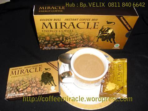 Coffee Miracle by Miracle Coffee Solusi Vitalitas Pria