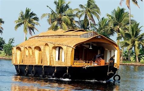 kerala boat house images kemmannu com udupi gets another feather to its crown as houseboat service to begin in backwaters