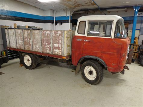 jeep forward 1964 jeep forward 170 4x4 flatbed 3spd hurricane