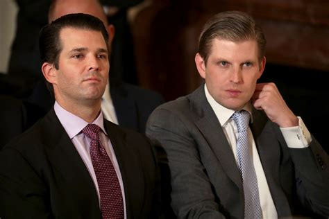 donald trump son eric trump s son in law jared kushner contacted russian envoy