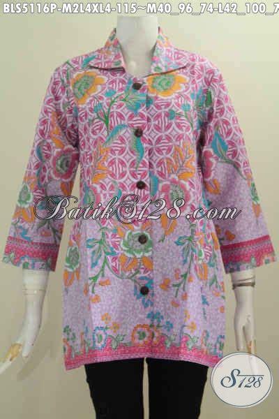 desain baju kerah online jual online baju batik keren trend 2016 baju batik wanita