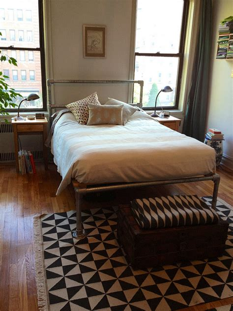 diy pipe bed frame 10 gorgeous ideas for bed frames that you can diy
