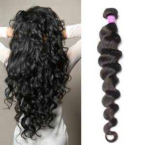 and wavy human hair weave hairstyles aliexpress com buy 6a peruvian virgin hair extensions