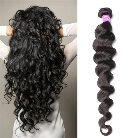 loose curl weave hairstyles loose wave hair weave pictures to pin on pinterest pinsdaddy