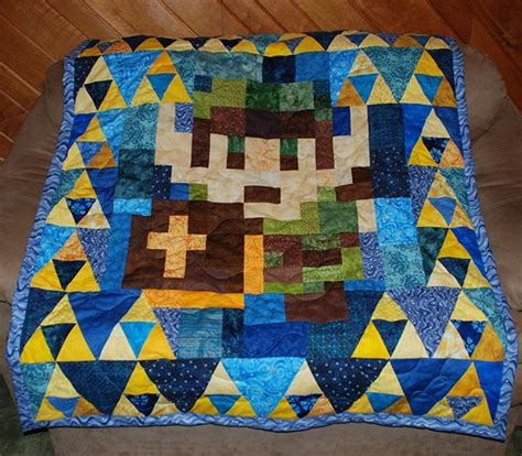 zelda quilt pattern 14 best zelda quilt ideas images on pinterest zelda