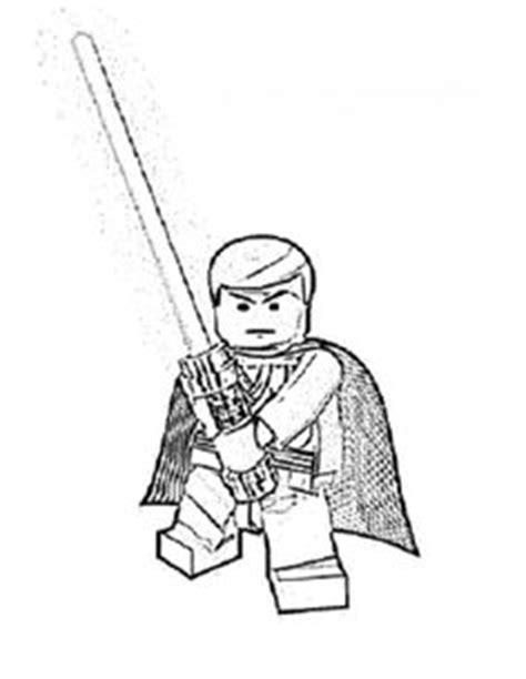 lego wars luke skywalker coloring pages wars luke skywalker wars luke and luke