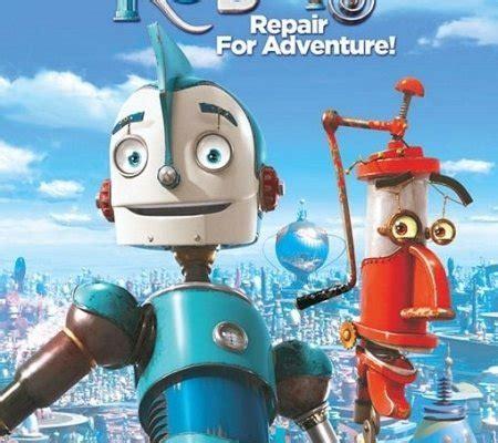 robot film uscita robots 2005 film movieplayer it