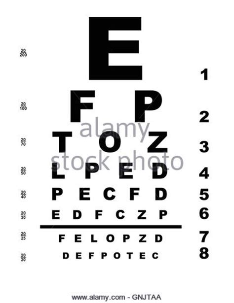 woods l eye exam eye charts for eye exams for drivers license