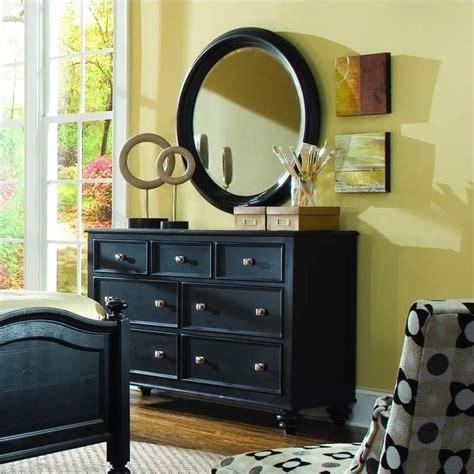 american drew camden panel bed 3 piece bedroom set in american drew camden black wood panel bed 5 piece bedroom