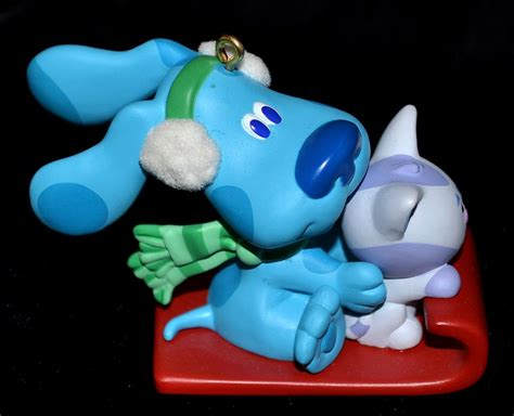 blue and periwinkle blue s clues hallmark keepsake