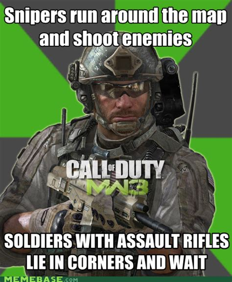 Meme Warfare - cod memes