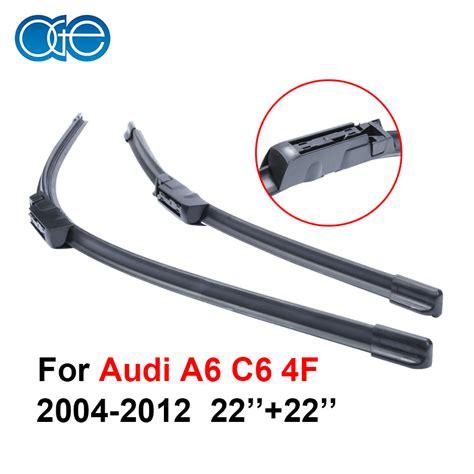 2004 audi a6 wiper blades aliexpress buy oge 22 22 wiper blade for audi a6
