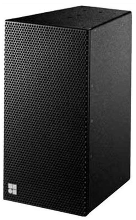 Speaker Q10 d b audiotechnik q10 speaker ver