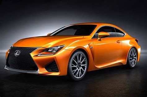 2015 lexus rc f new paint color photo 8