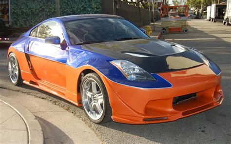 fast and furious nissan 350z movie car auctions to feature quot triple x quot gto quot fast and