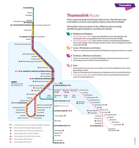 thameslink travel card clondoner92 thameslink the missing railway line from the