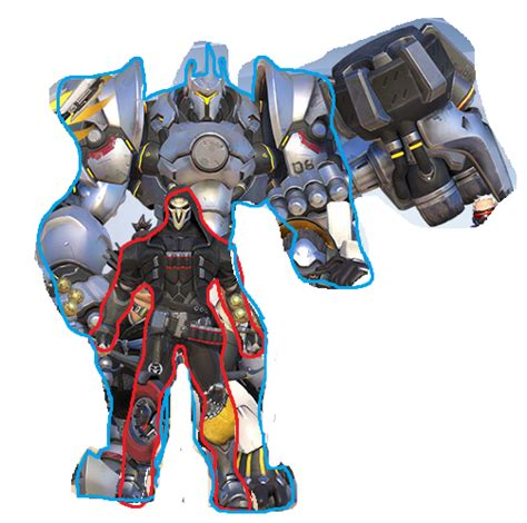 Funko Pop Overwatch Reinhardt 6inc Big Size how would reinhardt look like without his armor overwatch