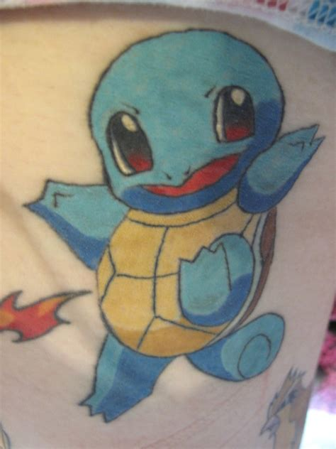 squirtle tattoo squirtle by candaceisvire on deviantart