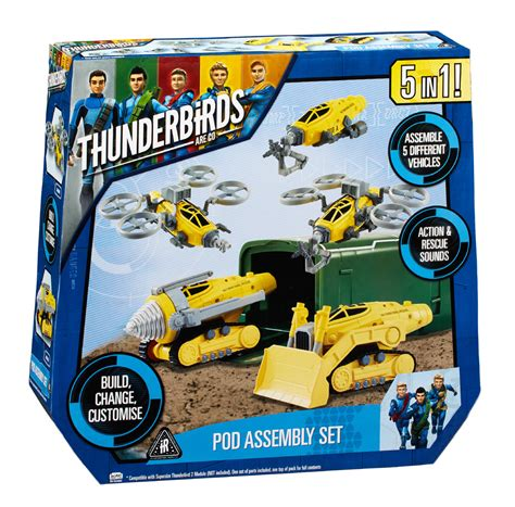 go toys releases new thunderbirds are go toys in time for gerry news