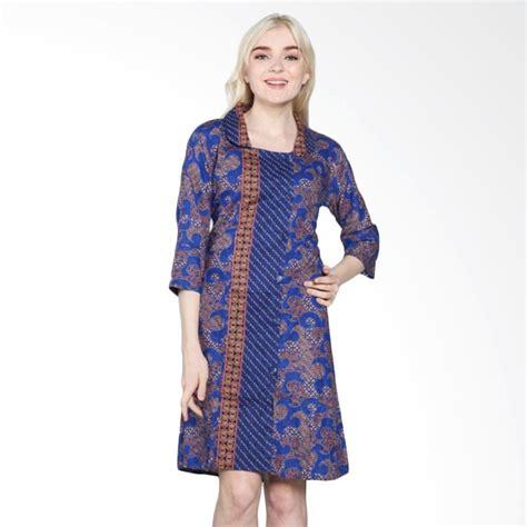 Kinanti Batik by Jual Jogja Batik Kinanti Batik Kerja Model Tunik Blouse