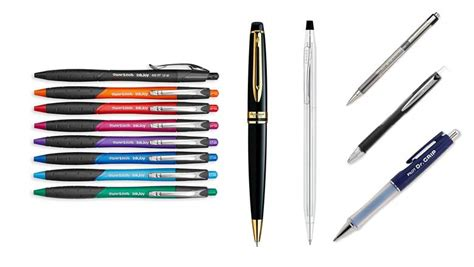 best pens for writing top 10 best ballpoint pens for students
