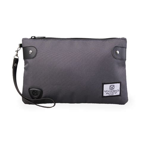 Harga Adidas Wood Wood jual woodbags original clutch season 2 grey