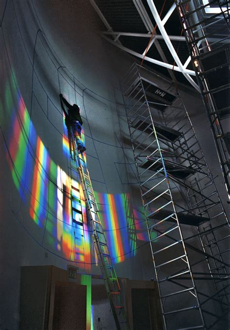 Rainbow Sundial Calendar Northern Ireland Erskine Ballymena Lights