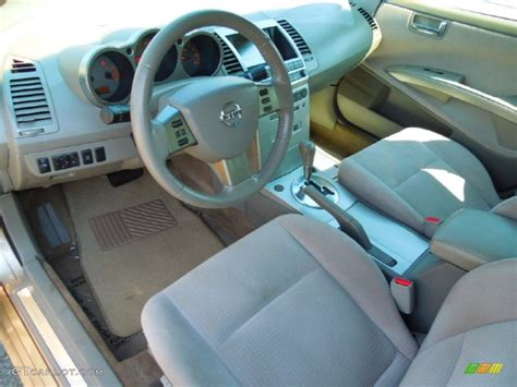 2005 Nissan Maxima Interior by Interior 2005 Nissan Maxima 3 5 Se Photo 66942497