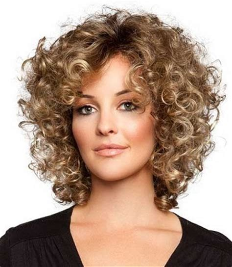 id 233 es coupes coiffures rond cheveux boucl 233 s