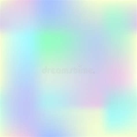 pale colored colorful gradient mesh with yellow pink blue and green