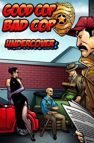 Cop Bad Cop Undercover Board Expansion board lifestyle