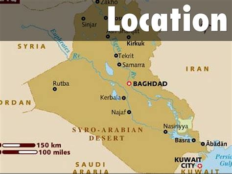 5 themes of geography iraq life in iraq by pcchalle