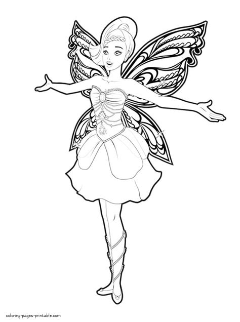 coloring pages princess fairies coloring pages of fairy princesses www pixshark com