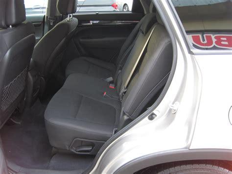 2014 Kia Sorento Third Row 2014 Kia Sorento Lx 3rd Row Seat Rearview Back Up