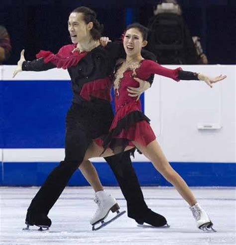 Wardrobe Skating by Pair Skaters