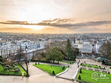 Location Appartement Paris 18ème arrondissement pour vos vacances