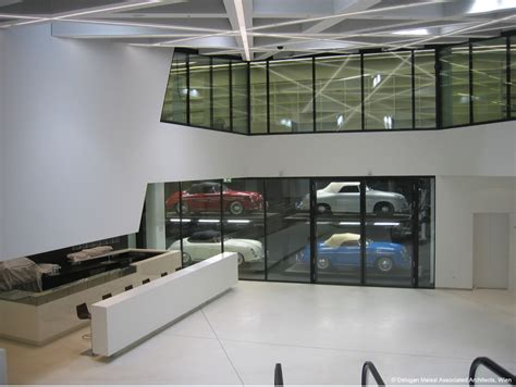 porsche museum architect porsche museum stuttgart wenzel wenzel