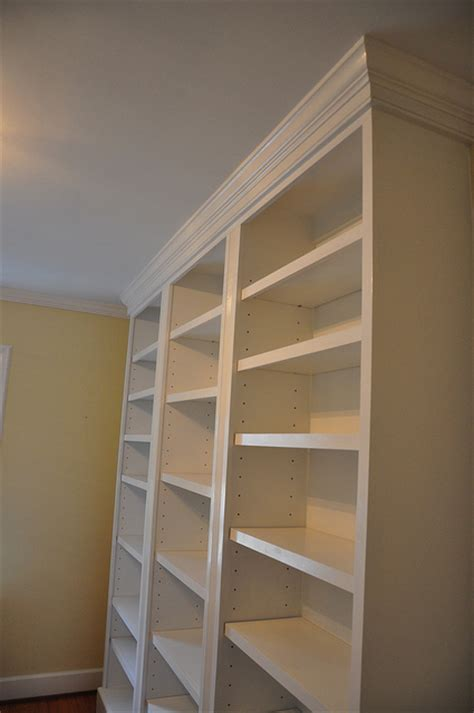 simple built in bookcase simple office bookcase