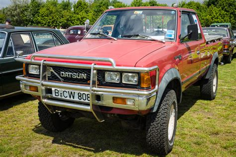 nissan truck discover the origin of nissan truck success the hardbody