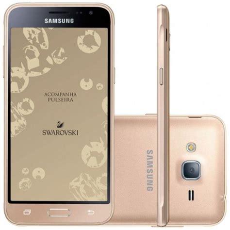 Hp Samsung J3 2016 4g Lte Android J3 6 Bnib Sein Resmi smartphone samsung galaxy j3 2016 4g j320m ds dourado pulseira swarovski cor sortida