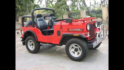 classic jeep modified mahindra thar modified open www pixshark com images